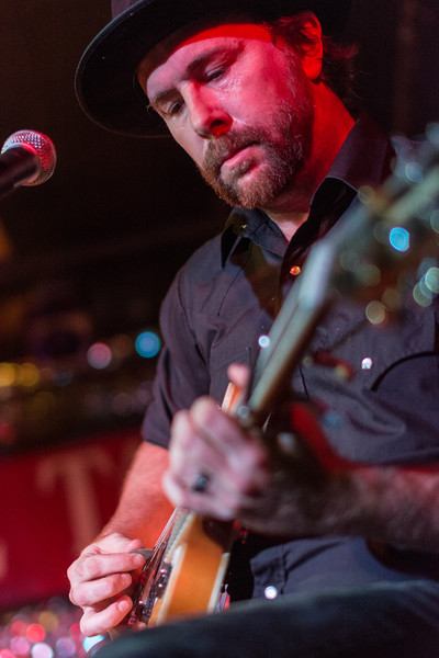 Elliott Brood @ The Horseshoe Tavern, Toronto, ON, 19-September 2015