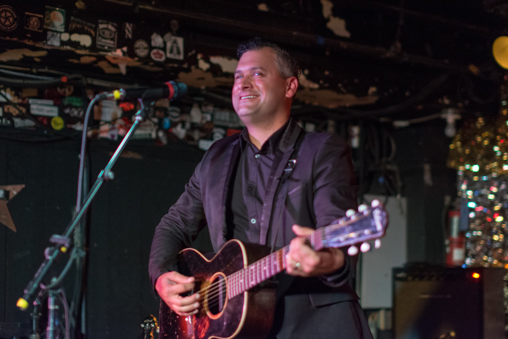 Elliott Brood @ The Horseshoe Tavern, Toronto, ON, 19-September 2015