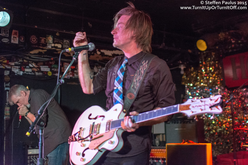 Lowest of The Low @ The Horseshoe Tavern, Toronto, ON, 19-September 2015