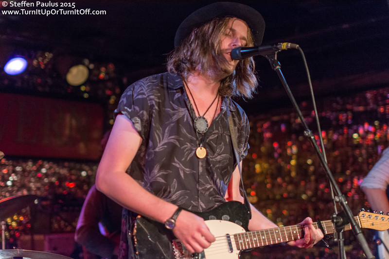 Alberta Cross @ Horseshoe Tavern, Toronto, ON, 21-September 2015
