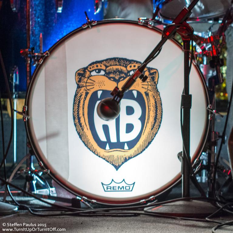 Heartless Bastards @ Horseshoe Tavern, Toronto, ON, 21-September 2015