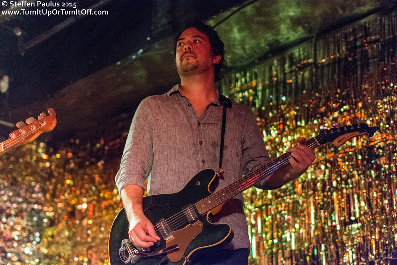 Heartless Bastards @ Horseshoe Tavern, Toronto, ON, 21-September 2015