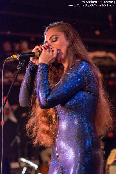 Kitty, Daisy & Lewis @ Horseshoe Tavern, Toronto, ON, 21-September 2015