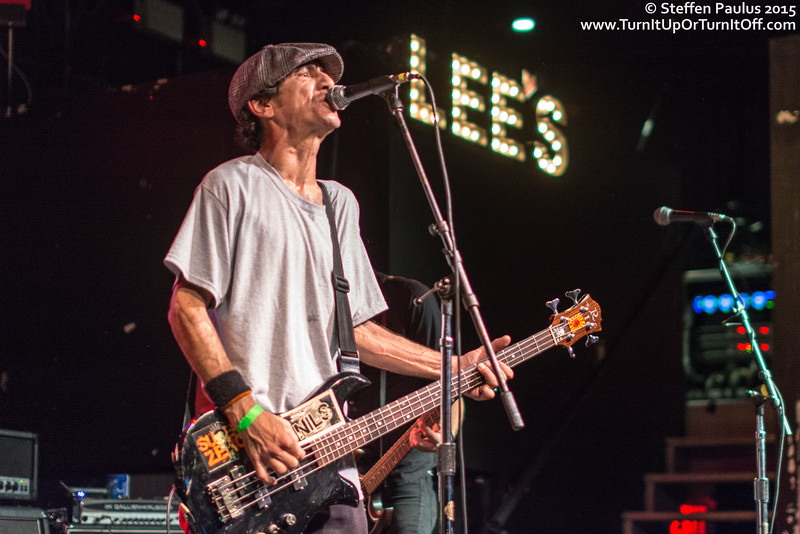 The Nils @ Lee's Palace, Toronto, ON, 11-October 2015