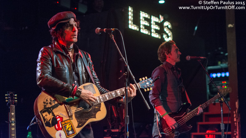 Jesse Malin @ Lee's Palace, Toronto, ON, 11-October 2015