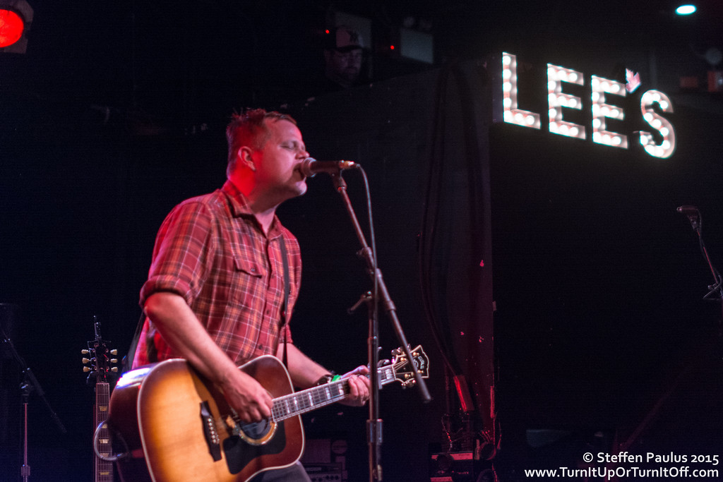 Matthew Ryan @ Lee's Palace, Toronto, ON, 11-October 2015