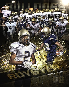 Bulldogs, are you interested in a personalized poster? More info https://www.facebook.com/sandydavisphotography