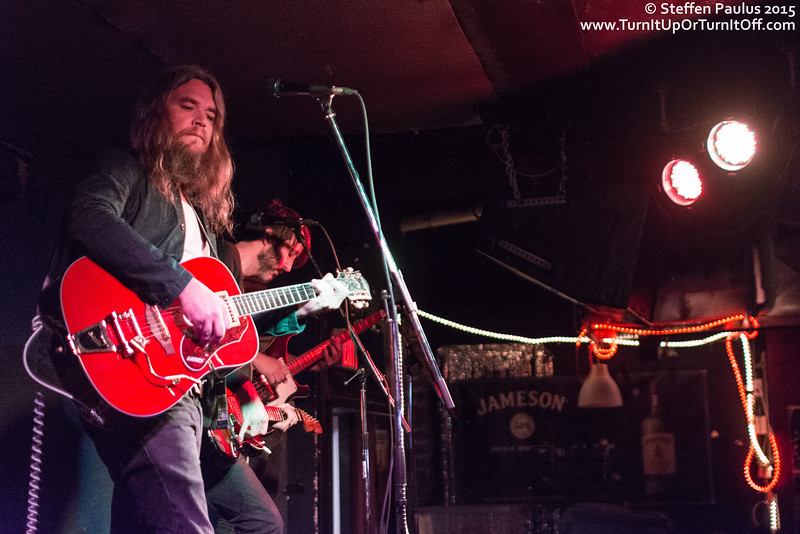 Israel Nash @ The Garrison, Toronto, ON, 25-October 2015