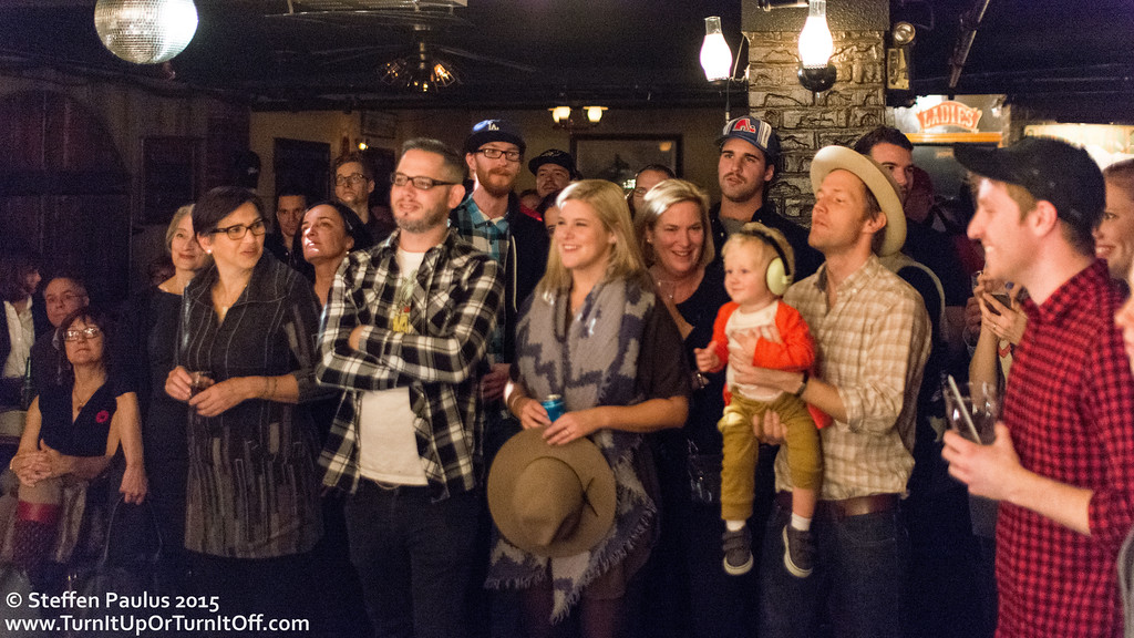 Sam Outlaw @ Dakota Tavern, Toronto, ON, 10-November 2015