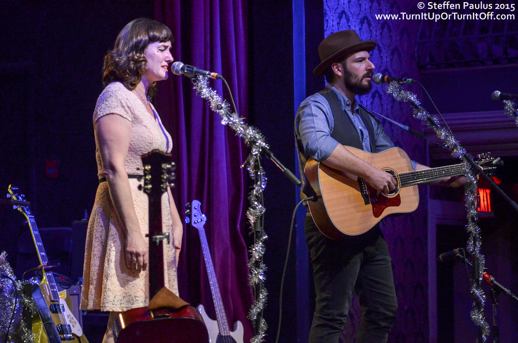 Ben Kunder joining Oh Susanna and Friends @ The Great Hall, Toronto, ON, 2-December 2015