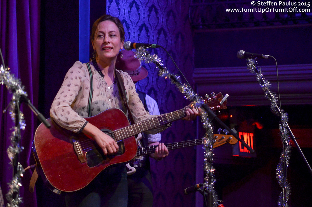 Sarah Harmer joining Oh Susanna and Friends @ The Great Hall, Toronto, ON, 2-December 2015
