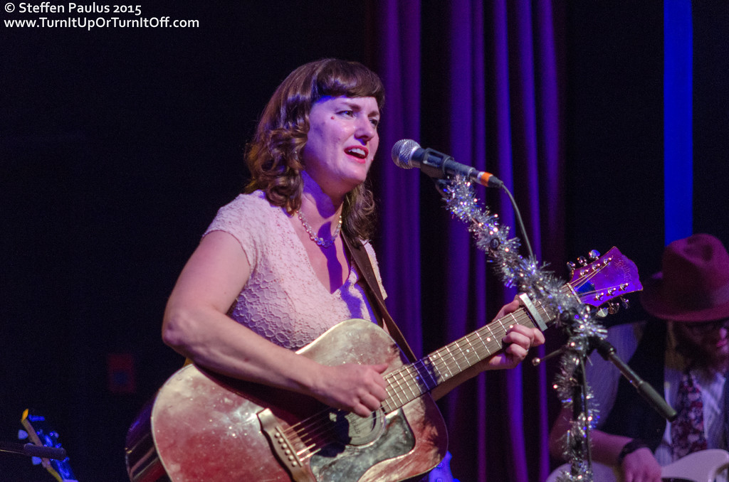 Oh Susanna and Friends @ The Great Hall, Toronto, ON, 2-December 2015