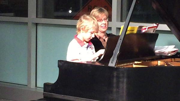 2015.12.12 Boone's piano recital