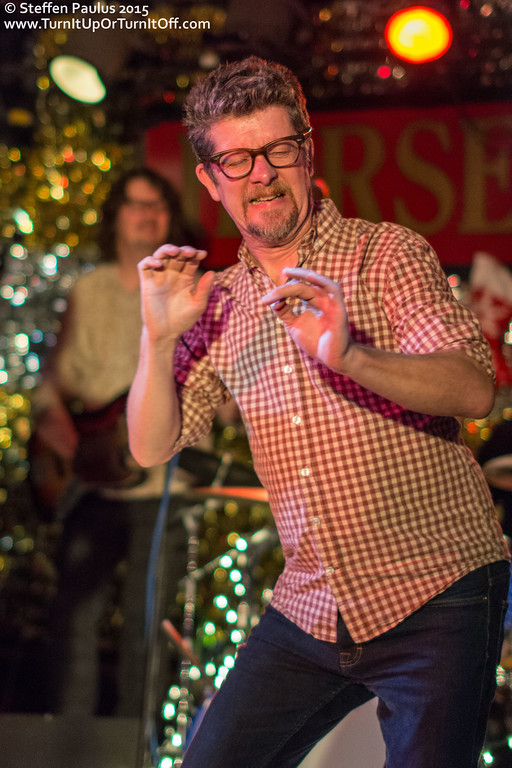 Skydiggers @ Horseshoe Tavern, Toronto, ON, 19-December 2015