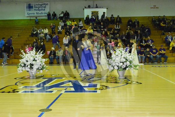 2015-2016 Livingston Academy Basketball
