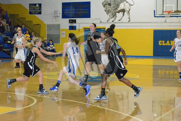2015-2016 LA Girls Basketball
