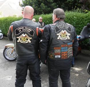 Friends together Ride together