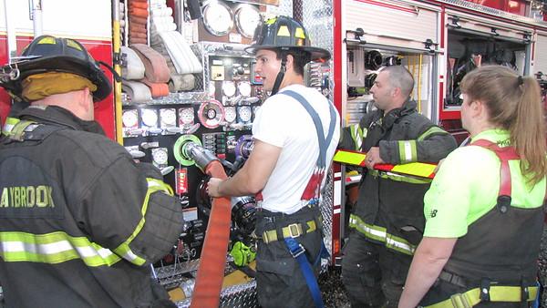 6/16/2015 Marina Fire Training