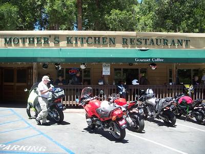 6-7 ride to Mt. Palomar