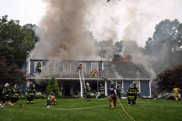 7/1/2015 Structure Fire East Lyme