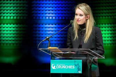 Best Health Startup Winner: Theranos  Elizabeth Holmes