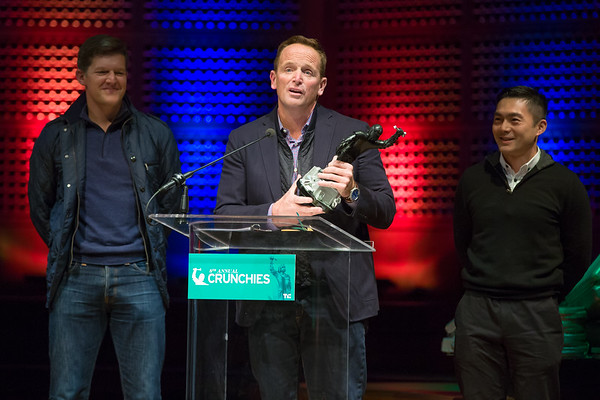 VC of the Year Winner: Jim Goetz (Sequoia Capital)