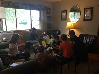 9-12 Year Old Meeting