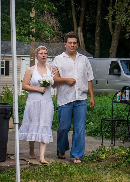 A Moxie Inferno Wedding