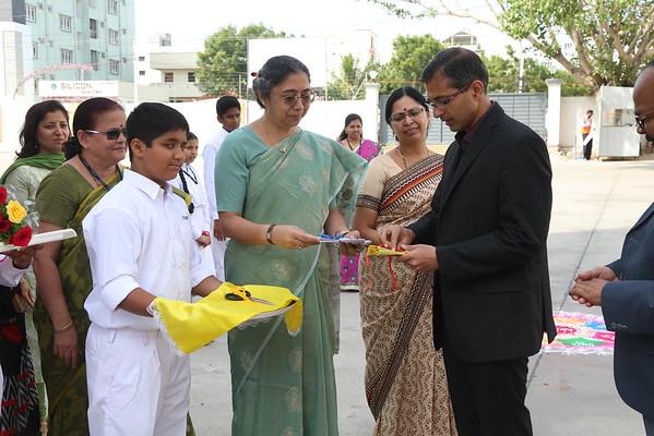 Opening of the Program brochures
