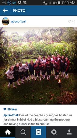 APU SB Hawaii March 2015