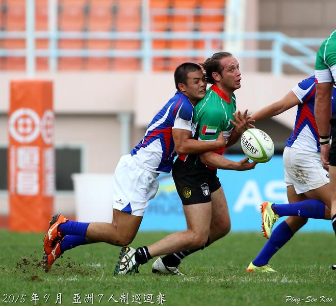 20150906 Taiwan vs UAE 22