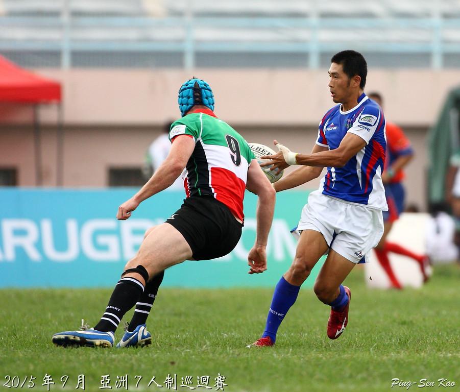 20150906 Taiwan vs UAE 26