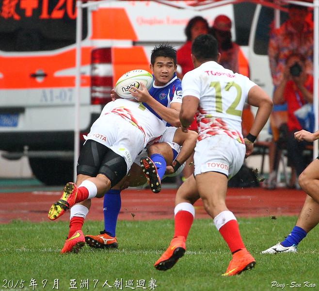 20150905 青島 中華 vs 日本03