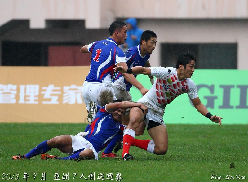 20150905 青島 中華 vs 日本12