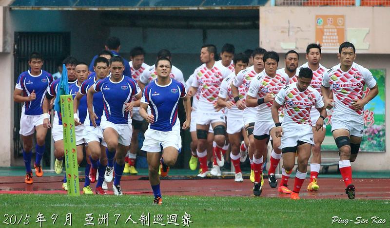 20150905 青島 中華 vs 日本01