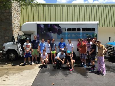 ATLServe 2015- Youth Mission Trip