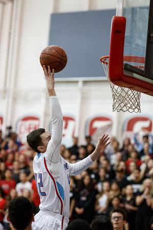 Adam's Last High School Regular Season Basketball Game