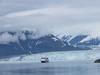 080-900 foot cruise ship at Hubbard Glacier
