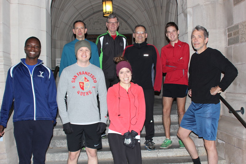 Fun Run with Professor Ian Ayres '86