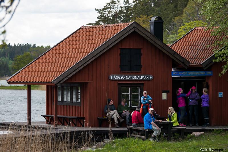 Södra Ängsö, vid Hemviken