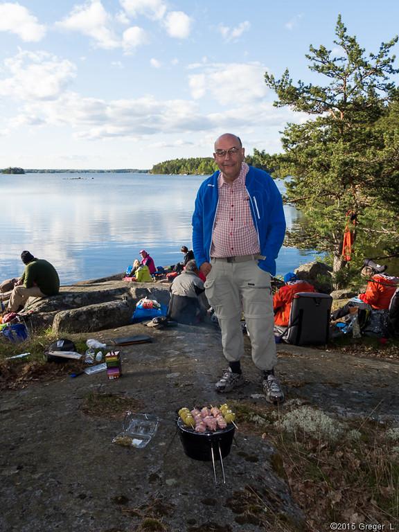 Grillmästare Einar