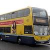 Dublin Bus Enviro 400 08-D-30095 EV95 at Heuston station.