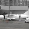 Stobart Air ATR-42 EI-EHH at Dublin Airport on Aer Lingus Regional services.