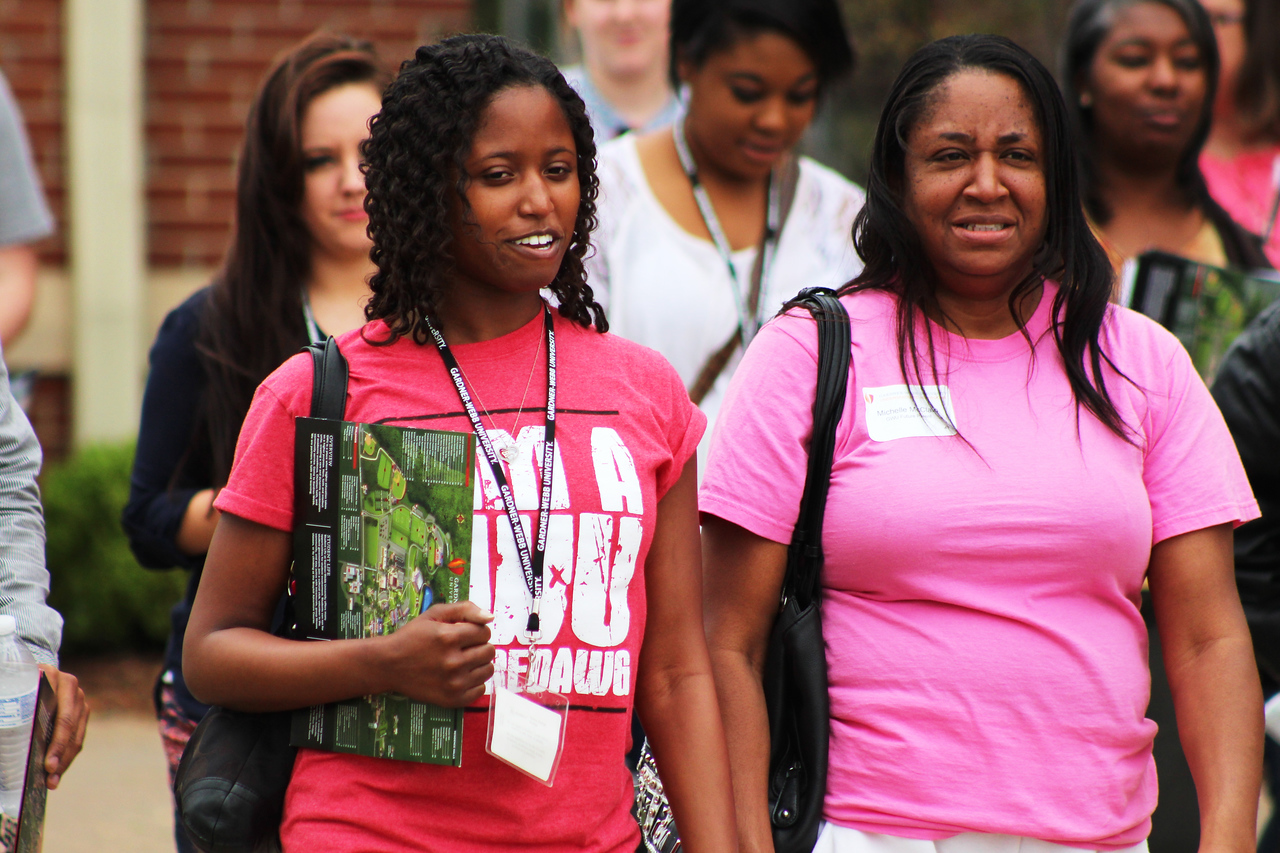 Accepted Student Day April 10, 2015