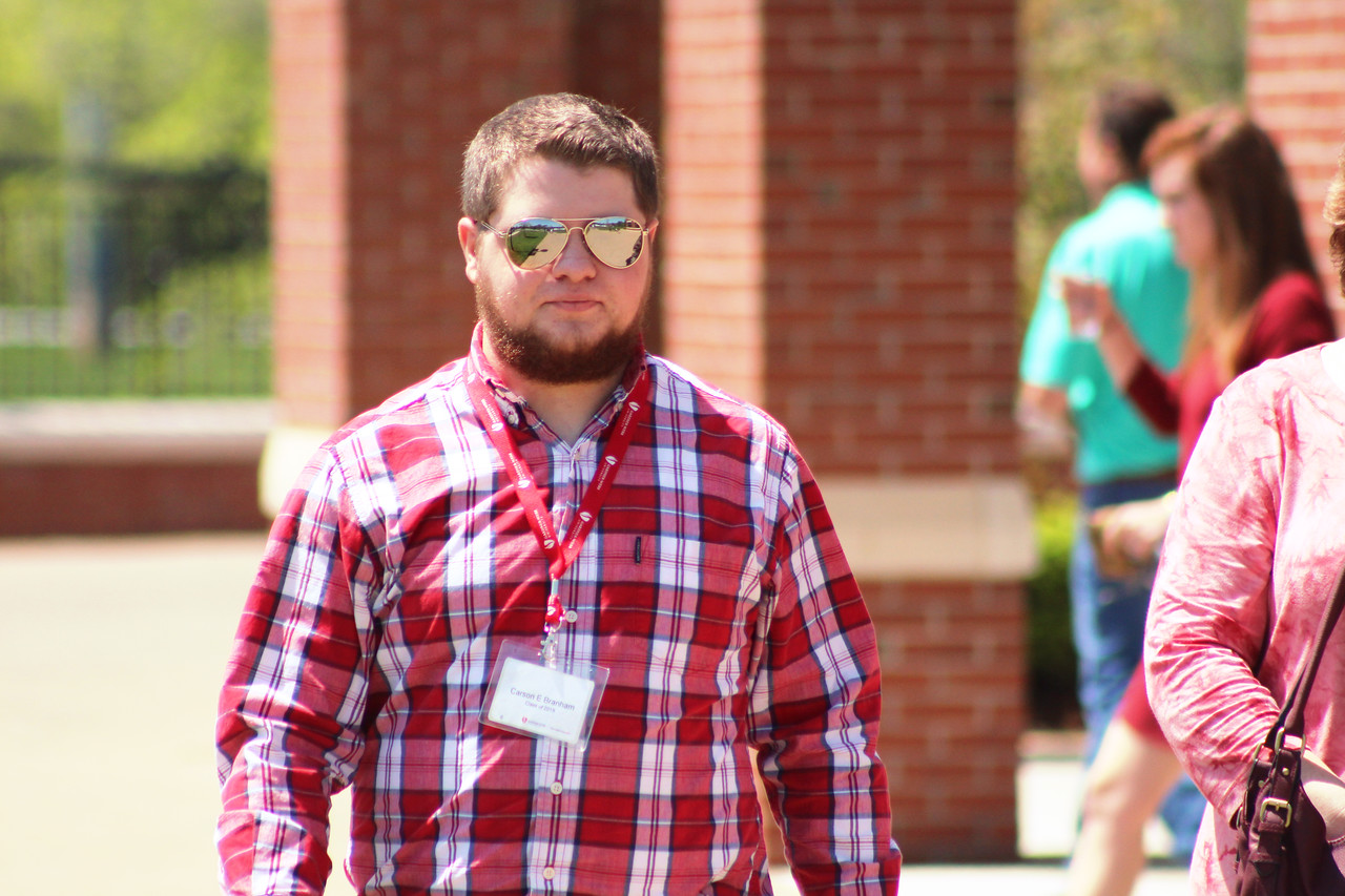 Accepted Student Day April 24, 2015