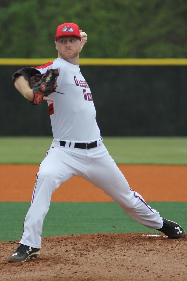 On Friday April 17th, Gardner-Webb's baseball team started their three day tournament against VMI off with a 3-1 win.