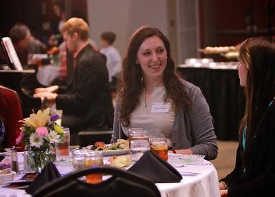 CSO Dinner; Spring 2015