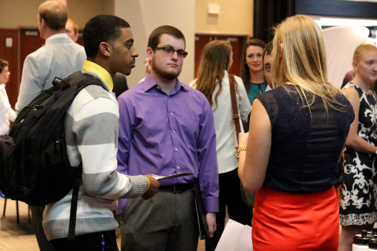GWU Career and Internship Fair 2015