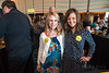 left, Haley Johanson; right, Ashley Vlach