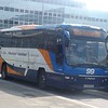 Newly 99-branded Stagecoach Panther KX58NCN 53615 at Milton Keynes, 07/04/2015.